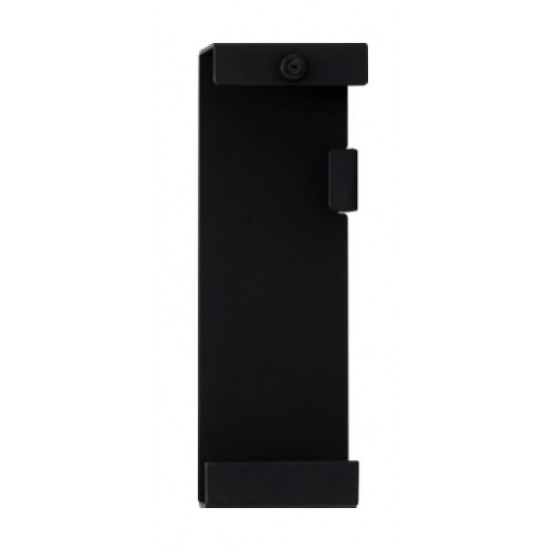Wave Design 9991.07 afstandsbediening houder - RAL 9017 zwart