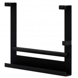Wave Design 9991.10 tablet houder - RAL 9017 zwart
