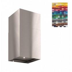 Wave Design 1116.35 - wandschouw 45 cm - kleur naar keuze - mat/glanzend  - interne motor - LED
