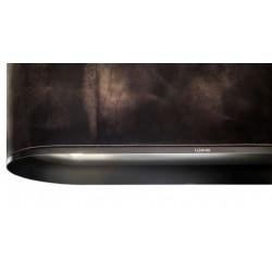 Wave Design 1119.44 120 cm wandafzuigkap - geschikt voor lederen bekleding - kleur naar keuze - interne motor recirculatie - LED
