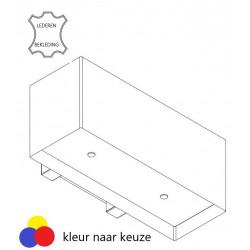 Wave Design 1120.51 90 cm wandafzuigkap - geschikt voor lederen bekleding - kleur naar keuze - motor met afvoer naar buiten - LED