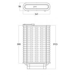 Wave Design 99202.04 plat Plasmafilter