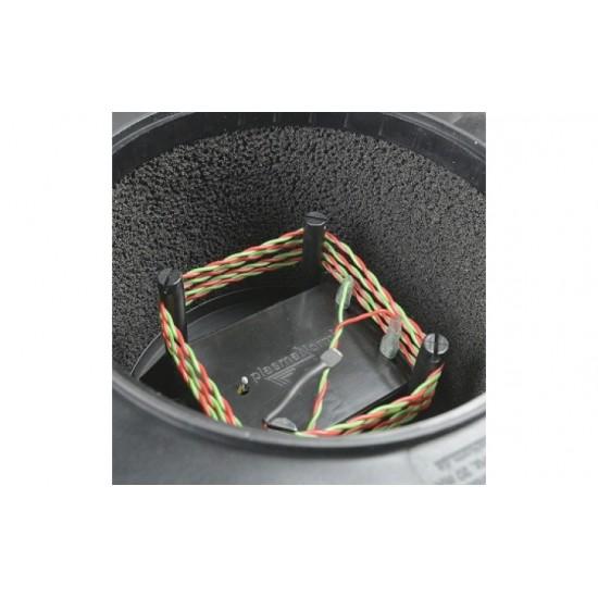 PlasmaHome RONDO 400 plasma- recirculatiefilter 400-600 m3 zelfreinigend 12,5cm aansluiting