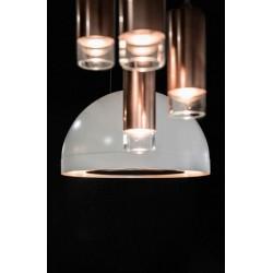 Wave Design 2176.20 afzuiglamp 82 cm - wit RAL 9016 mat - interne motor -  LED